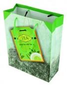 Бумажный пакет 2С чаем по жизни\