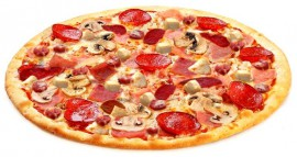 Пицца Палермо, 570 гр.