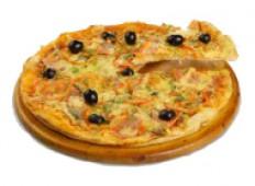 Пицца Фруте ди-маре, 450 гр.