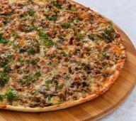 Пицца грибная, 650 гр.