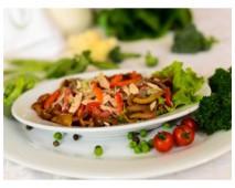 Салат Кедровый лес (диета)