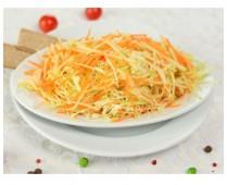 Салат с капустой (спорт)