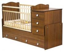 Кровать детская-трансформер КОЛИБРИ-1