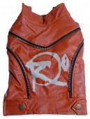 Куртка из искусственной кожи ah2079-z