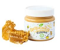Арахисовая паста с медом 400 гр.