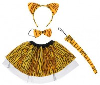 Карнавальный костюм Тигрица