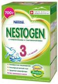 Детское молочко Nestogen 3 с 12 месяцев, 700 г, 1 шт.