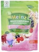 Каша Heinz молочная многозерновая яблоко-малина-черная смородина