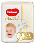 Подгузники Huggies Elite Soft 3