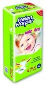 Подгузники Helen Harper Soft&Dry Maxi, 50 шт, 7-18 кг.