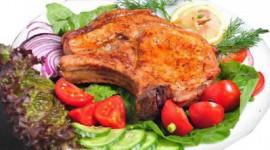 Шашлык Антрекот свинина/100 гр.