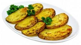 Картофель на углях/100 гр.