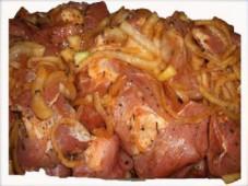 Маринад из свиной мякоти/1 кг.