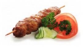 Шампур люля-кебаб из свинины