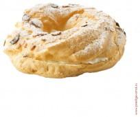 Пирожное Заварное кольцо с кремом Патисьер