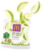 Яблочные дольки