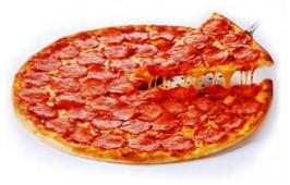 Пицца Пепперони, 1 кусок